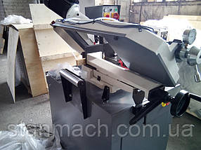 FDB Maschinen SG 240HD/400V стрічкопильний верстат по металу, фото 2