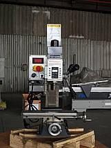 FDB Maschinen BF16Х Vario (0,75 кВт) настольный фрезерный станок по металлу, фото 2