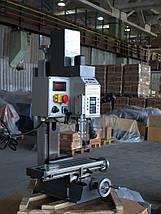 FDB Maschinen BF16Х Vario (0,75 кВт) настольный фрезерный станок по металлу, фото 3