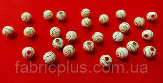 Аксессуары для браслетов с росписью (8 мм)