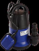 Дренажный насос NEK PN-203 садовый для колодцев 0.75кВт Hmax8м Qmax133л/мин. ЗагрязнВода