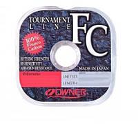 Флюорокарбон Owner Tournament FC 0.16 1.83kg 50m