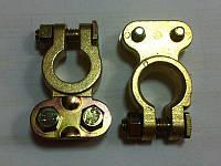 Клемма ремонтная грузовая усиленная (свинец)