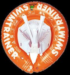 Круг для купания SWIMTRAINER Оранжевый (2 - 6 лет)