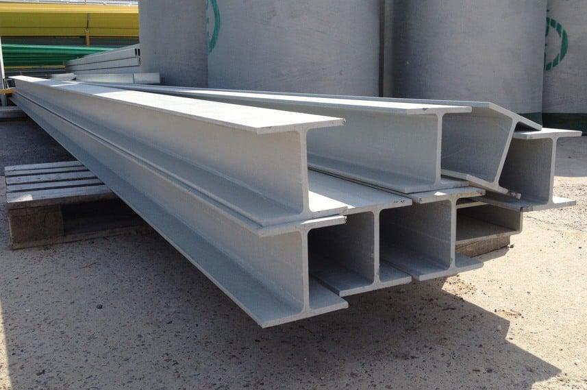 Двутавр балка 24 М стальной оптом и в розницу металлический со склада,