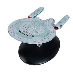 Стартрек. Модель корабля U.S.S. Энтерпрайз NCC-1701-С (Eaglemoss)