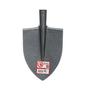 Лопата штикова 0,9 кг INTERTOOL FT-2001