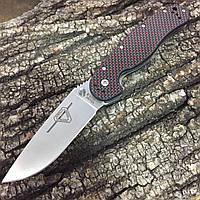 Нож Ontario Rat 1 Carbon D2 (Replica) красн.