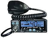 Радиостанция (рация) CB President BARRY ASC 12/24V (Автомобильная 27 МГЦ) для дальнобойщиков СИ-БИ, фото 4