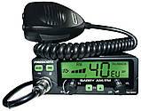 Радиостанция (рация) CB President BARRY ASC 12/24V (Автомобильная 27 МГЦ) для дальнобойщиков СИ-БИ, фото 5