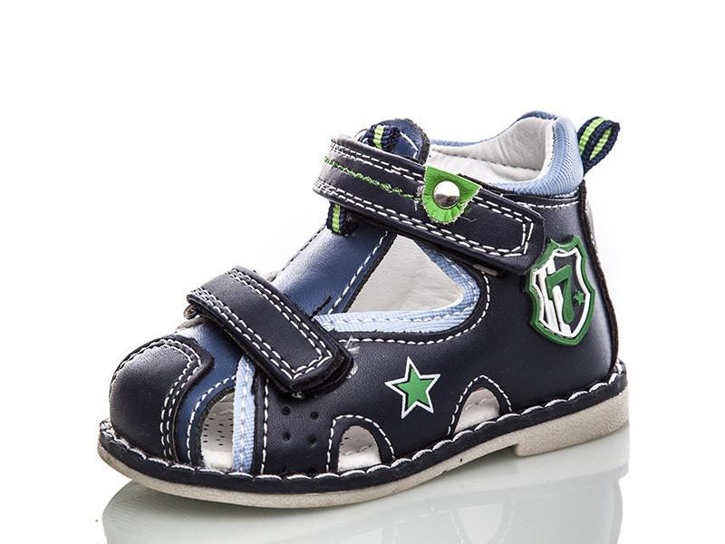 Обувь для мальчиков, детские босоножки ортопедические ТОМ.М