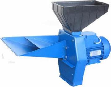 Кормоізмельчітель Эликор 5 електричний для сіна,зерна і кукурудзи