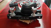 Механические дисковые тормоза Аres 140 / 160 + тормозной диск 160 мм