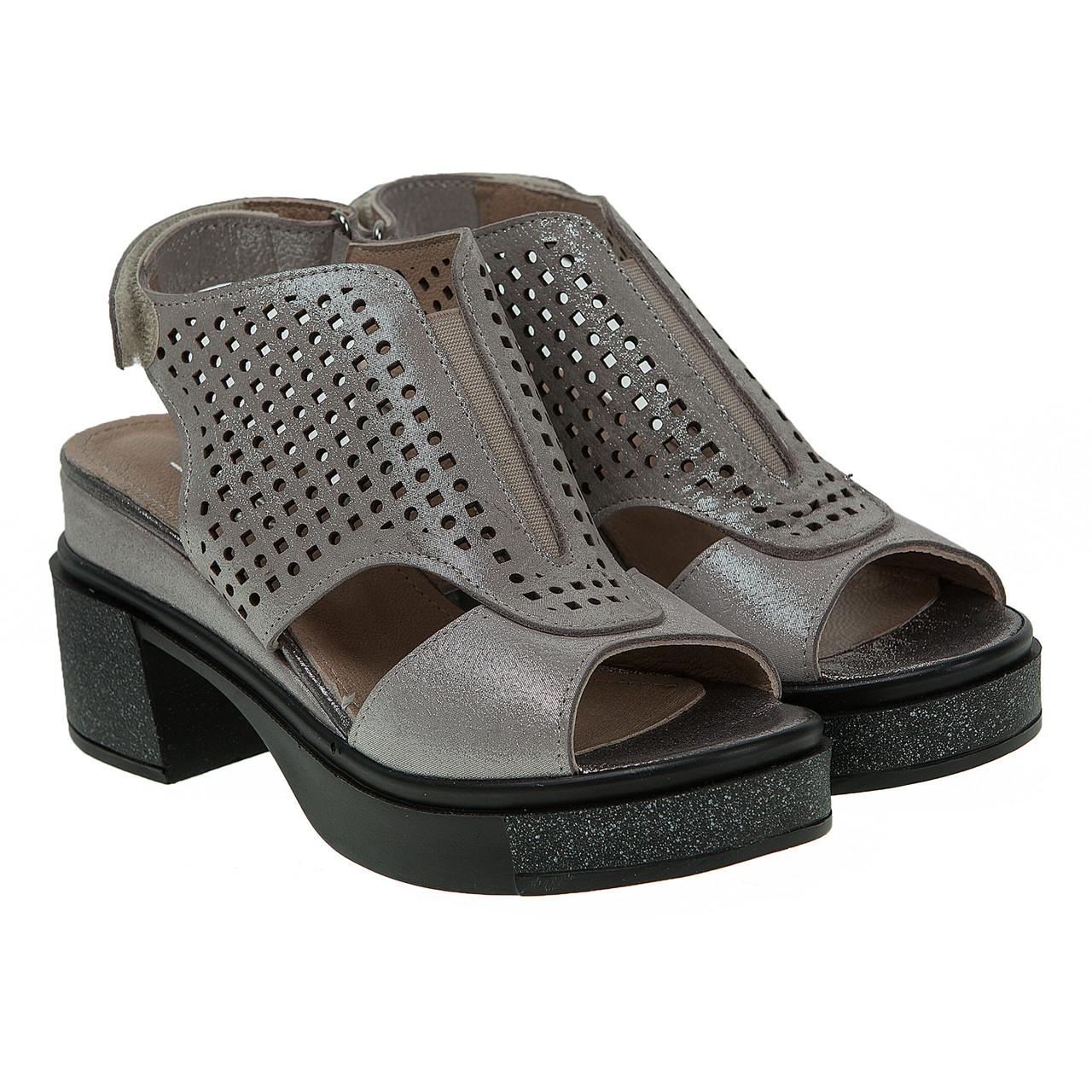 aad7e8741 Купить Босоножки женские Pera Donna(кожаные, стильные, на удобном ...