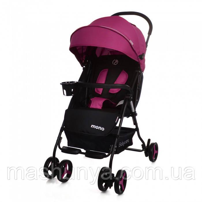 Прогулочная коляска BabyCare Mono BC-1417 вес 5.6 кг, с подстаканником