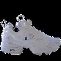 Кроссовки женские Reebok Insta Pump Fury белые, фото 1