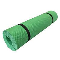 Коврик Izolon Yoga Lotos зеленый
