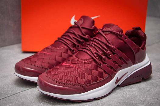 Кроссовки мужские Nike BRS 1000, бордовые 13075