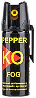 Средство защиты Klever Pepper KO Fog аэрозольный. Объем - 50 мл (от собак)