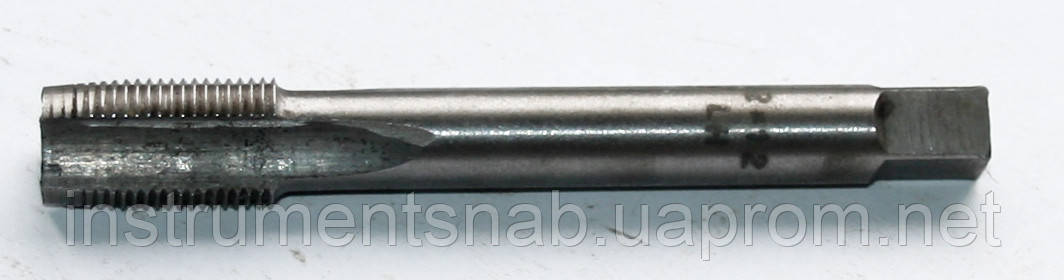 Метчик левый ручной М-12х1,0LH;У-7А;штучный,сквоз. отверст