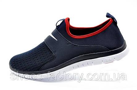 Мужские кроссовки в стиле Nike Free Run 3.0 SOCFLY, Dark blue, фото 2