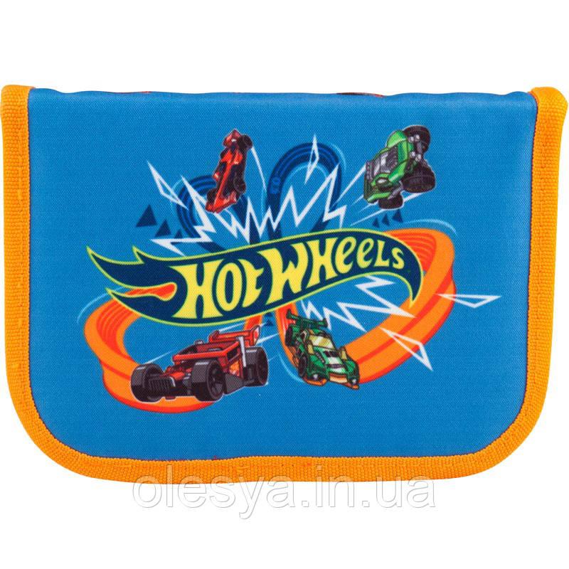 Пенал Kite Hot Wheels HW18-622-2