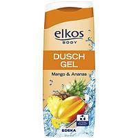 Гель для душа Elkos Mango & Ananas 300 мл
