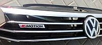 Решітка радіатора (4motion) для Volkswagen Passat B8.