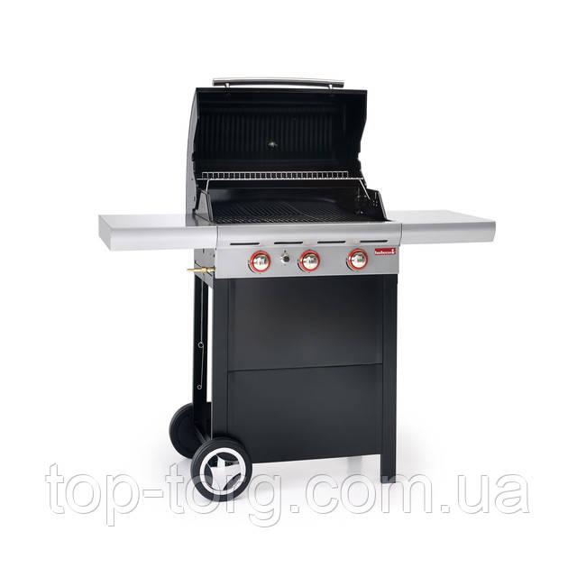 Газовий гриль барбекю SPRING 300 CREME TM Barbecook для вулиці