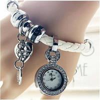 Часы-браслет Pandora (часы в стиле Pandora Style) (Уценка 50%)