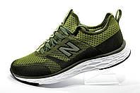 Мужские кроссовки в стиле New Balance Trailbuster Fresh, Green\Khaki