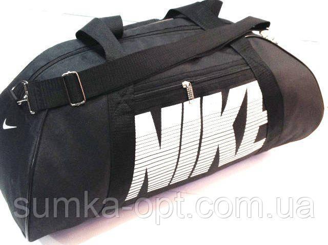 Сумки УНИВЕРСАЛЬНЫЕ для фитнеса Nike (черный текстиль)27*56