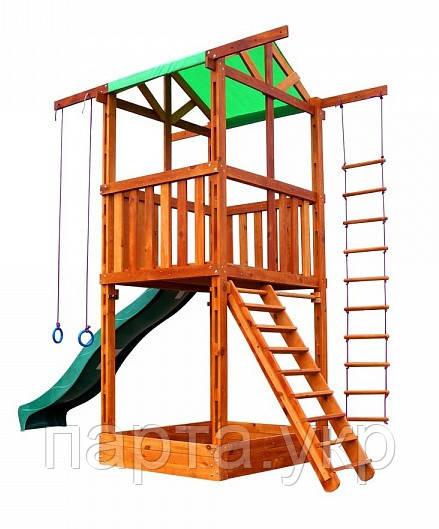Детская башня уличная land-1