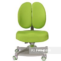 Детское ортопедическое компьютерное кресло FunDesk Contento, зеленое, фото 1