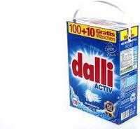 Стиральный порошок для белого белья Dalli Activ  7.15kg(110стирок)