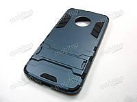 Противоударный чехол Motorola Moto G5 Plus (темно-синий), фото 1