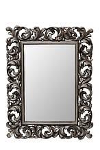 Зеркало Ti Amo «black silver»