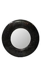 Дзеркало CrocoS «black crocos»