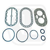 К-т прокладок (6шт) цилиндра компрессора (81-191) Miol ZT-0096-0