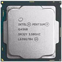 Intel Pentium G4560 ( 3.50Ггц 4 потока s1151 kaby lake )