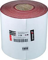 Шлифовальная шкурка на тканевой основе, рулон 200ммx50м Miol F-40-712