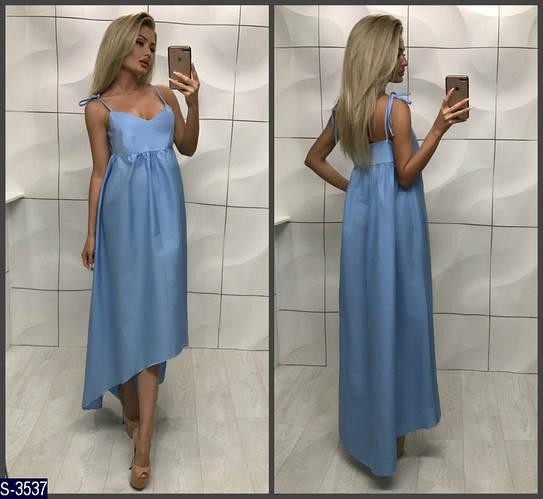 Платье S-3537