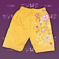 Детские шорты для девочек 'Dreams' 3,5,6 лет