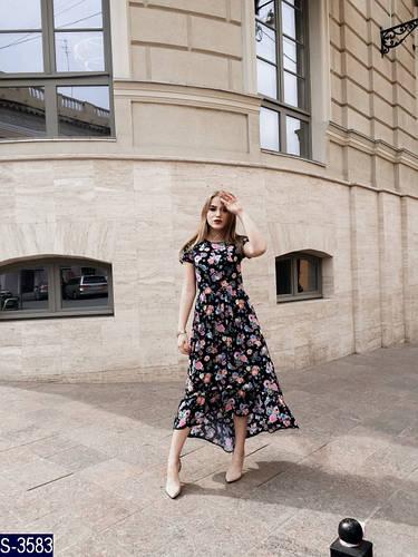 Платье S-3583