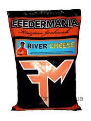 Прикормка Feedermania RIVER CHEESE (Река сырная) 2.5 кг