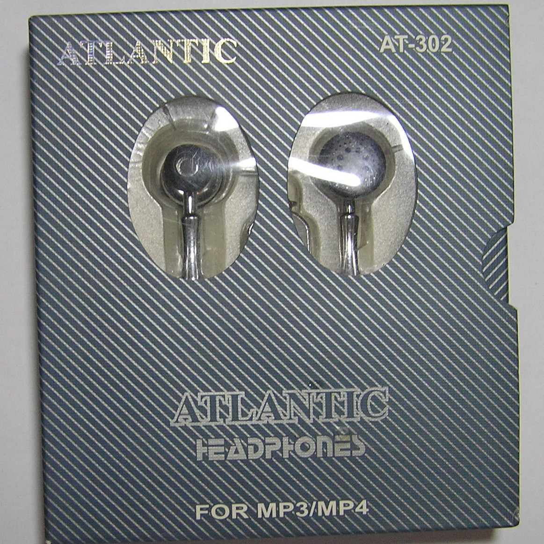 Atlantic AT-302  в упаковке