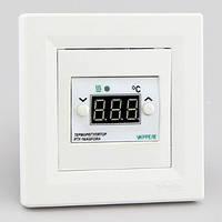 Терморегулятор для теплого пола для скрытой проводки РТУ-16/ASFORA, фото 1