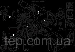 Запчасти для жидкотопливной ( дизельной ) горелки Ecoflam MAX8 мощноcтью до 105кВт