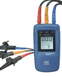 Индикатор чередования фаз DT-901