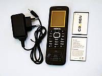 """Телефон Nokia S810  Черный  - 1.8"""" -2Sim - Fm - Bt - Camera - с двумя аккумуляторами BL-4C"""